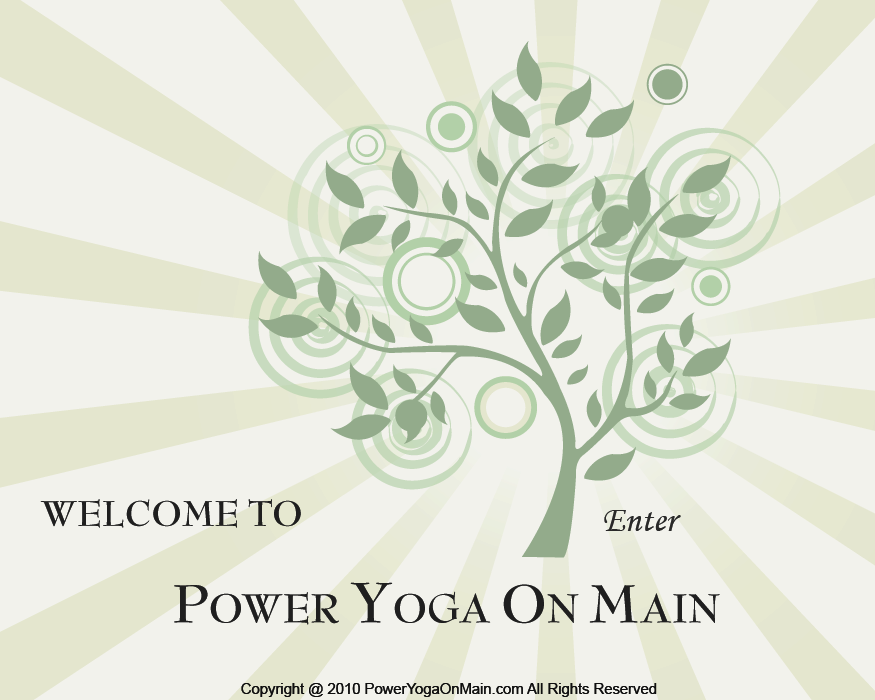 Welcome to Power Yoga on Main, Downers Grove, IL